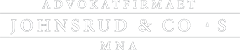 Advokatene Johnsrud & Co AS Logo