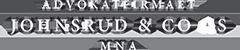 Advokatene Johnsrud & Co AS Logo